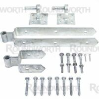 GALVANISED DRIVEWAY GATE REPAIR FIXTURES & FULL KITS Farm Field Stable Pin Hinge