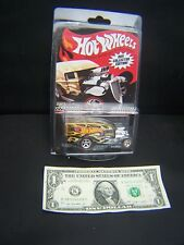 Hot Wheels Gold / Black Blown Delivery Truck Collector Edition  Exclusive - 2011