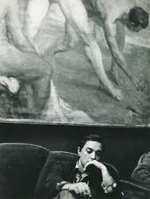 DIRECTOR GUY GILLES  LE JARDIN QUI BASCULE 1974  PHOTO ORIGINAL