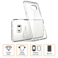For Samsung Galaxy S6 Case Clear Tpu Silicone Soft Cover