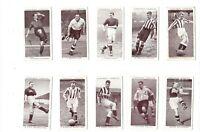 Association Footballers Churchman 1938 series 1  card set complete 50 cards LOT