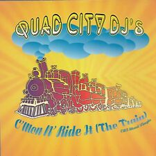 C'Mon N' Ride It [Maxi Single] by Quad City Dj's (Cd 1996)) [5 Versions]