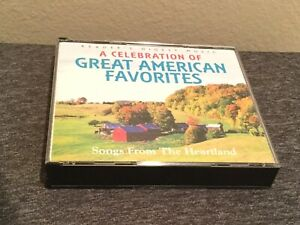 A Celebration of Great American Favorites Songs From The Heartland 2004 Sony