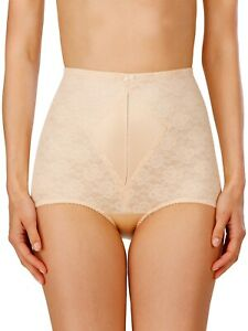 NATURANA Miederhose Classic 0184 Gr. 80 in Puder