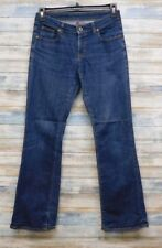 Ralph Lauren Jeans 4 x 32 Women's Kelly Boot cut Stretch  (O-50)