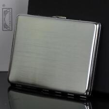Ultrathin Copper Slim Metal Cigarette Holder Box 9-10pcs 100mm Long Cigarette