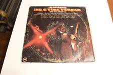 Ike & Tina Turner In Person VG/VG+ 1969 Rare Live! Respect Grapevine Gimme Lovin