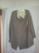 Vangelica Ladies jacket taupe and beige size S/M gorgeous  as new so warm