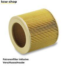KÄRCHER original Patronenfilter für A 2101 Te K 2301 SE 4001 4002 6.414-552.0
