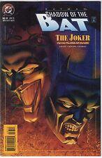 fumetto DC BATMAN SHADOW OF THE BAT AMERICANO NUMERO 37