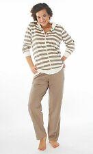 Damen Pyjama Schlafanzug / Hausanzug  NEU Größe 52-54