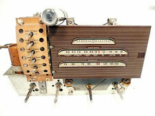 vintage * GENERAL ELECTRIC G-75 RADIO: Tested /Working CHASSIS - nice sound