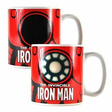Marvel Heat Changing Mug - Iron Man