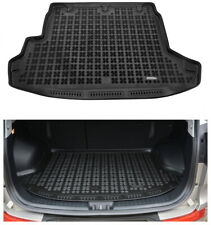 Tailored rubber boot liner for Nissan X-Trail II T31 2007-2013 trey cover mat