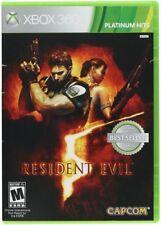 Resident Evil 5 (Microsoft Xbox 360 Platinum Hits, 2009)