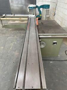 Altendorf Panel Saw Table Saw