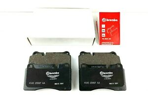 Aston Martin Vanquish, DB9 & One 77 Rear Brake Pads - Genuine
