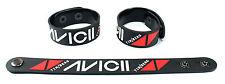 Avicii NEW! Rubber Bracelet Wristband Free Shipping Wake Me Up aa232
