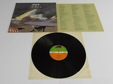 Yes Drama Vinyl LP + Insert - EX