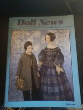 UFDC Doll News Winter 1998 - Toddles, Composition Animal Dolls, China Dolls