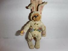 Boyds Bears ~ The Shoe Box Collection ~ Momma Grizberg.Easter Egg Decorator