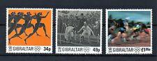Gibraltar 1996 Modern Olympics MNH set