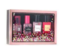 Victorias Secret 4 Fragrances Mist Bombshell Tease Love Crush Gift Box New