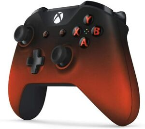 Official Xbox Wireless Controller - Volcano Shadow Special Edition