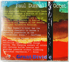 Paul Dunmall Octet The Great Divide CD 2001 NEW SEALED