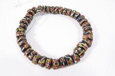 Alte Handelsperlen Murano Glasperlen VC2 Old Venetian wound Trade beads Afrozip