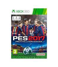 Pes 2017 Xbox 360 Pro Evolution Soccer Xbox360 Konami