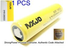 Authentic MXJO IMR 18650 Flat Top Battery/2500mAh 35A 3.7V High Drain (1PCS New)