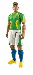 Top Neymar Jr. Mattel DYK86 FC Elite Fußball WM Figur 30cm WOW Brasilien K6-841