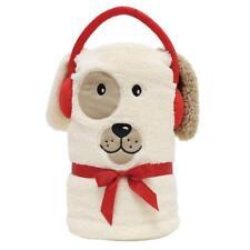 Department 56 Snowpinions Dog Snowthrow Blanket (6000934)