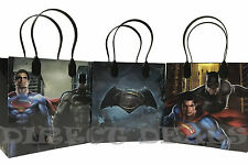 Superman Batman Party Favors Gift Bags * 18 PCS * Birthday Candy Treat Toy Bag