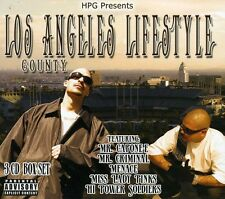 Various Artists, Hpg - Los Angeles County Lifestyle [New CD]