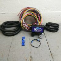 Wire Harness Fuse Block Upgrade Kit for Camaro / Firebird / Fiero rat rod
