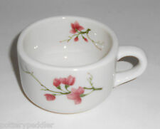 Syracuse Restaurant China Pottery Fred Harvey Berkeley Blossoms Coffee Cup! MINT
