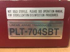 Toshiba aplio 300 7.5MHz PLT-704SBT Linear Peripheral Vascular Ultrasound Probe
