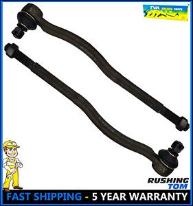 2 Front Left & Right Inner Tie Rod for Chevrolet Geo Tracker Suzuki Sidekick