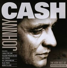 Johnny Cash - The Very Best Of / 20 Greatest Hits - CD Neu & OVP - (dig. rem.)