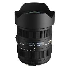 Formato completo Sigma AF 12-24 mm 4,5-5,6 II DG HSM ultra-gran angular-zoom Canon EF