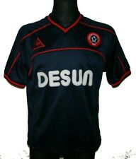SHIRT SHEFFIELD UNITED FC SUFC LE COQ SPORTIF HOME 2002 -04 THE BLADES AS NEW
