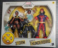 Storm & Thunderbird Marvel Legends Series Target Exclusive Action Figures New