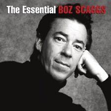 The Essential Boz Scaggs [Audio CD] Boz Scaggs