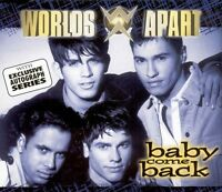 Worlds Apart Maxi CD Baby Come Back - Europe (EX/EX+)