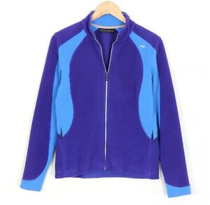 KJUS LADIES FRX Fleece Jacket Women Size EU 40 / UK ~14