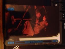 2013 Topps Star Wars Jedi Legacy #6A Death of a Guardian BLUE Mint