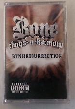 BTNHResurrection [PA] by Bone Thugs-N-Harmony (Rap Cassette Tape 2000) NEW