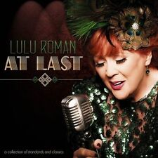 LULU ROMAN - AT LAST: A COLLECTION OF STANDARDS AND CLASSICS NEW CD